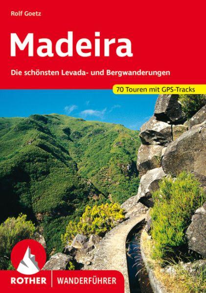 Madeira Wanderführer, Rother