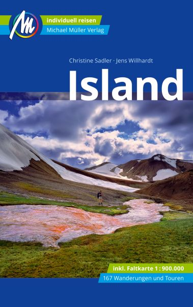 Island Reiseführer, Michael Müller