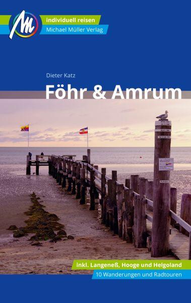 Föhr und Amrum Reiseführer, Michael Müller