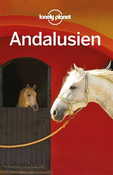 Andalusien von Brendan Sainsbury - Lonely Planet Reiseführer für Backpacker
