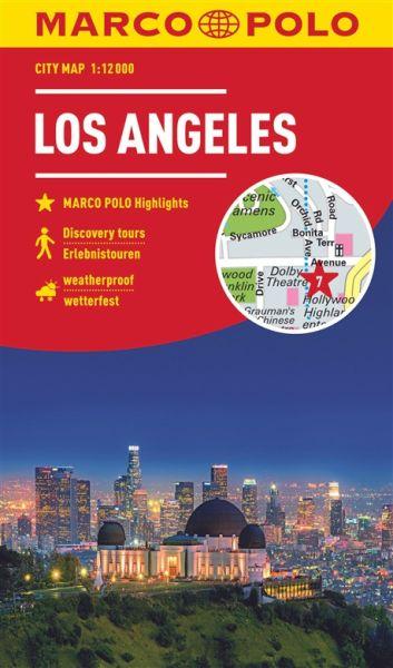 Marco Polo Citymap Los Angeles
