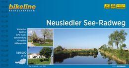 Neusiedler See-Radweg, Bikeline Radwanderführer mit Karte, Esterbauer