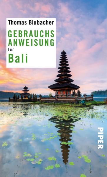 Gebrauchsanweisung Bali, Piper Verlag
