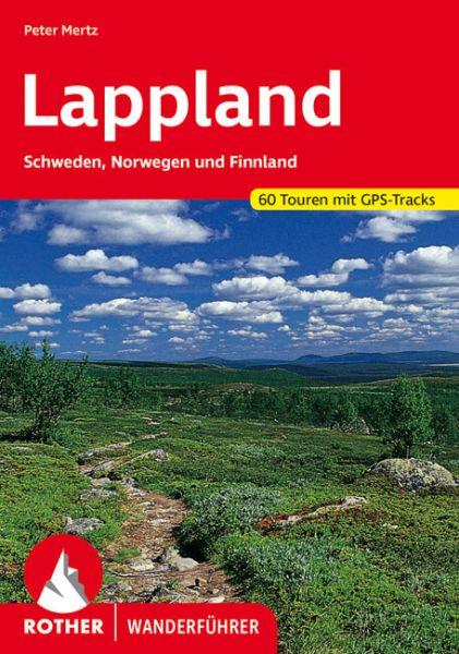 Lappland Wanderführer, Rother