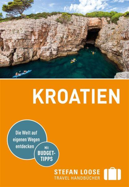 Kroatien Reiseführer, Stefan Loose