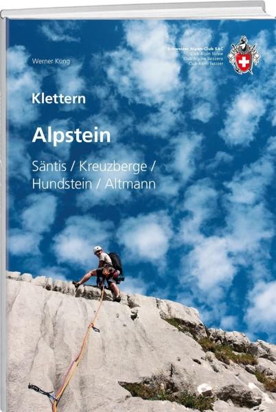 Kletterführer Alpstein, SAC