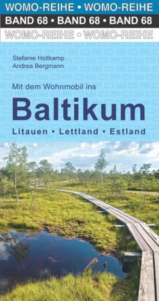 Mit dem Wohnmobil ins Baltikum vom Womo-Verlag