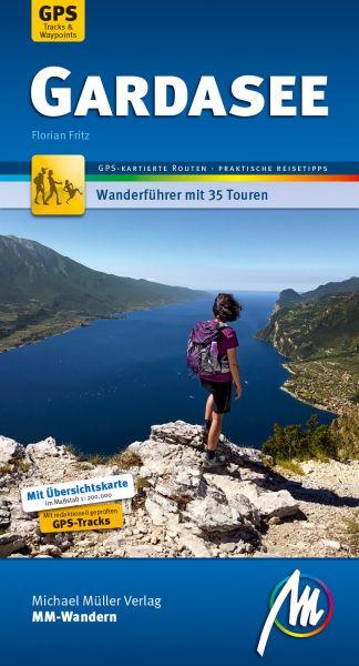 Gardasee Wanderführer, MM-Wandern, Michael Müller Verlag