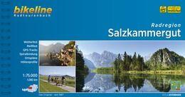 Salzkammergut, Bikeline Radwanderführer, Esterbauer