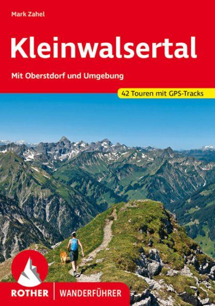 Kleinwalsertal Wanderführer, Rother