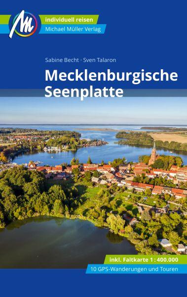 Mecklenburgische Seenplatte Reiseführer, Michael Müller