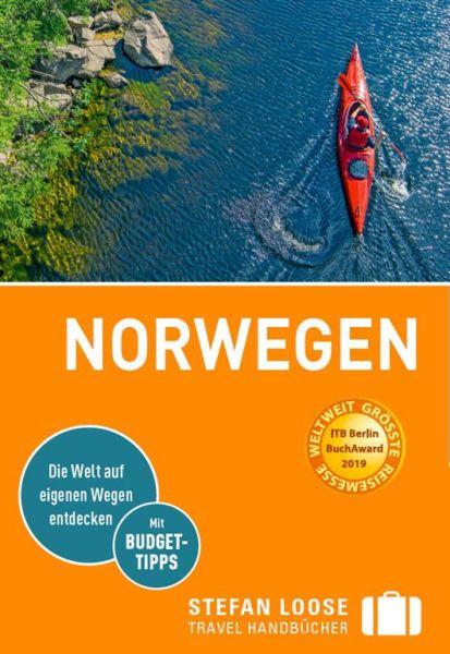 Norwegen Reiseführer, Stefan Loose