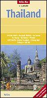 Nelles Maps, Thailand 1:1.500.000
