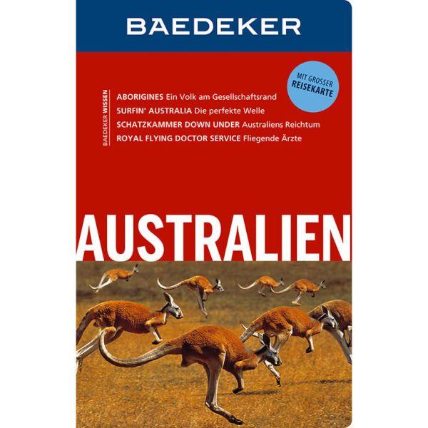 Australien Reiseführer von Baedeker