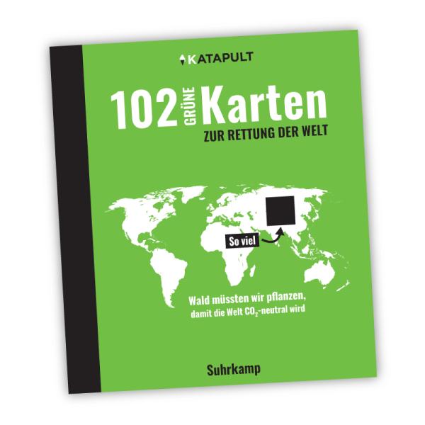 102 grüne Karten zur Rettung der Welt - Katapult
