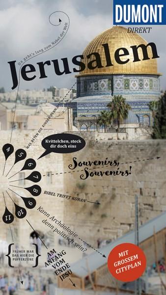 Jerusalem Reiseführer - Dumont DIREKT