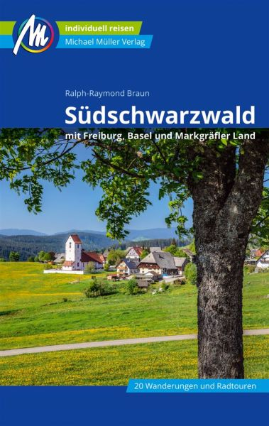 Südschwarzwald Reiseführer, Michael Müller