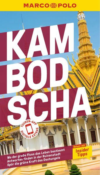 Kambodscha Reiseführer, Marco Polo