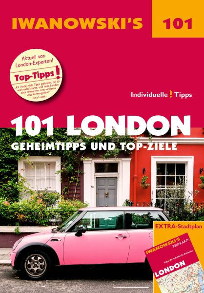 Iwanowski 101 Geheimtipps und Topziele London