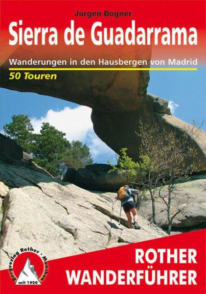 Sierra de Guadarrama Wanderführer, Rother