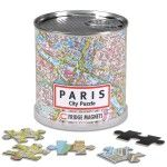 City Puzzle Magnets Paris von Extra Goods