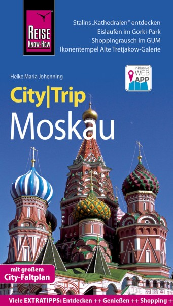 Moskau CityTrip Reiseführer – Reise Know-How