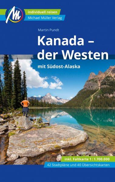 Kanada der Westen Reiseführer, Michael Müller