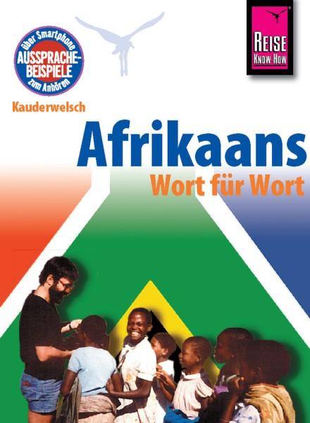 Reise Know How Kauderwelsch Afrikaans, Sprachführer