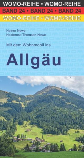 Mit dem Wohnmobil ins Allgäu, Womo-Verlag