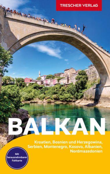 Balkan Reiseführer, Trescher