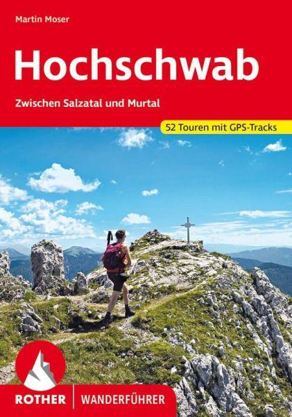 Hochschwab Wanderführer, Rother