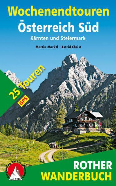 Wochenendtouren Österreich Süd, Rother