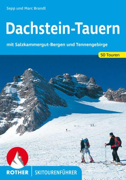 Dachstein-Tauern Rother Skitourenführer