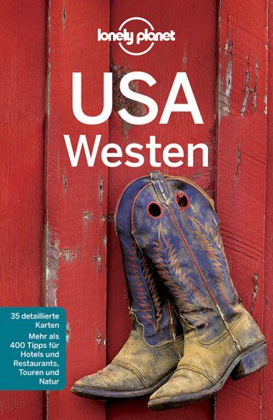 USA Westen - Lonely Planet Reiseführer für Backpacker von Amy C. Balfour