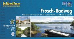 Frosch-Radweg, Bikeline Radwanderführer mit Karte, Esterbauer