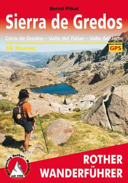 Sierra de Gredos Wanderführer, Rother