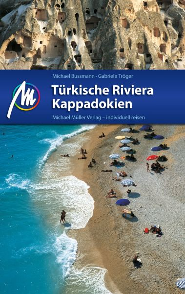 Türkische Riviera Reiseführer, Michael Müller