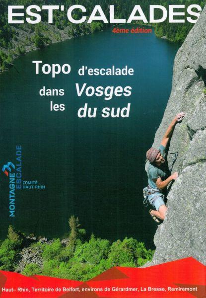 Topo d'escalades dans les Vosges du Sud - Kletterführer Vogesen Süd