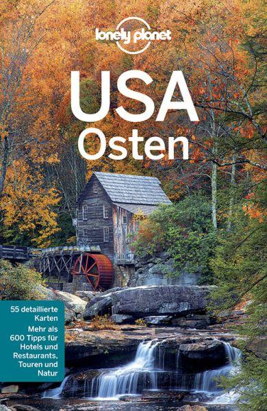 USA Osten - Lonely Planet Reiseführer für Backpacker von Karla Zimmermann