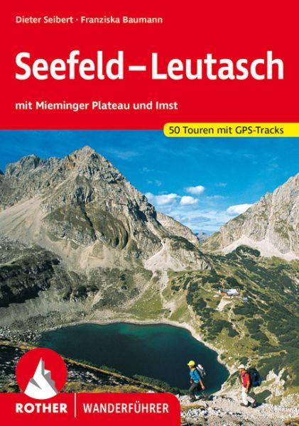 Seefeld - Leutasch Wanderführer, Rother