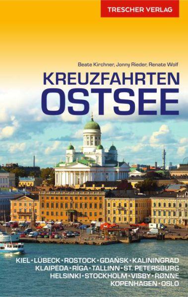 Kreuzfahrten Ostsee Reiseführer, Trescher Verlag