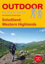 Schottland: Western Highlands Wanderführer; Conrad Stein
