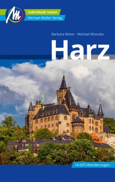 Harz Reiseführer, Michael Müller