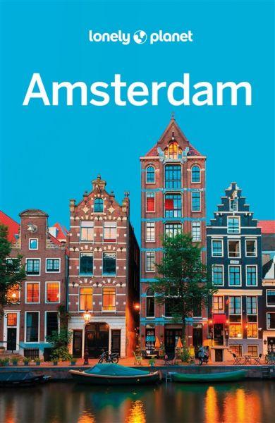Amsterdam von Catherine Le Nevez und Karla Zimmermann - Lonely Planet Reiseführer für Backpacker