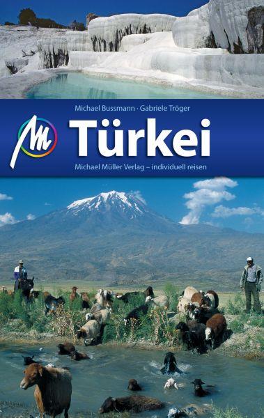 Türkei Reiseführer, Michael Müller