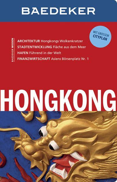 Hongkong, Macau Reiseführer von Baedeker