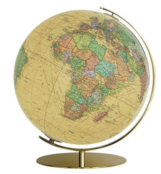 Columbus Royal Ø 34 cm, handkaschierter Globus