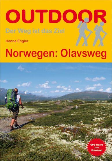 Norwegen: Olavsweg Wanderführer, Conrad Stein