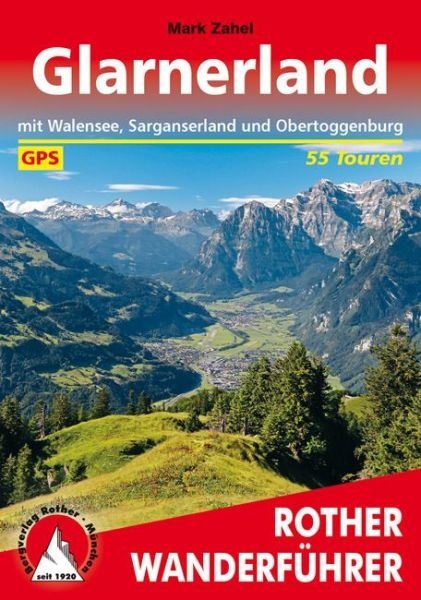 Glarnerland Wanderführer, Rother