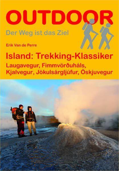 Island: Trekking-Klassiker - Outdoor Wanderführer, Conrad Stein